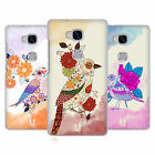 HEAD CASE DESIGNS LAS FLORES Y AVES HARD BACK CASE FOR HUAWEI HONOR 5X GR5