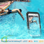 Swimming Waterproof Dirtproof Case Cover for Samsung Galaxy S6/S6 Edge S7 Edge