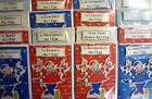 English Football Clubs 3D No.1 Fan Man Boys Birthday Card & Env. Over 20 Clubs!