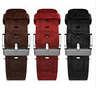 Genuine HOCO Cattle Leather Strap Classic Buckle Watch band For Apple iWatch