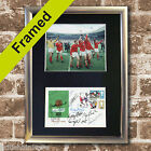 WORLD CUP 1966 Rare Celebrating 50 Years Signed Autograph Mounted Photo PRINT