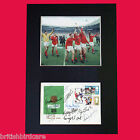 WORLD CUP 1966 Rare Celebrating 50 Years Signed Autograph Mounted Photo PRINT609