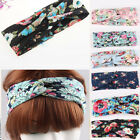 Fashion Turban Twist Knot Twisted Knotted Headband Head Wrap Hair Band Women