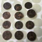 Queen Victoria Penny 1879 - 1901 Various Readable Dates