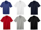 Port Authority Mens Silk Touch Golf Polo Shirts NEW Size Medium-4XL K505