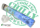 FROGG TOGGS CHILLY PAD COOLING TOWEL CP100-02 BLUE FROG TOG HOT SUN SPORTS GEAR