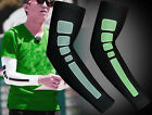 Sport Basketball Arm Compression Sleeve Elbow Support Football Exercise Dri-Fit