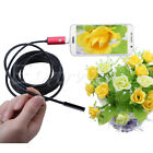 2/5/10m LED Android Endoscope Inspection 2.0MP Micro USB Video Waterproof Camera