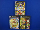 gamecube MARIO PARTY Games 4 + 5 + 6 Multiplayer Awesome Fun Game MINT DISC