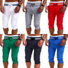 Stylish Mens Shorts Jogger Dance Sportwear Baggy Harem Pants Slacks Sweatpants