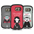 HEAD CASE DESIGNS VAMPIRES HYBRID CASE FOR SAMSUNG GALAXY S6 EDGE