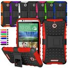 Shock Proof Cover For HTC Desire 510 Hard Tough Armour New Stand Phone Duty Case