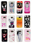 For Smart Phones Pictorial Rubber Soft TPU Silicone Excellent Back Cases Covers