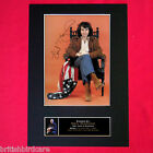NEIL DIAMOND Autograph Mounted Signed Photo RE-PRINT A4 262