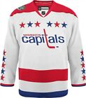 Washington Capitals 2011 Winter Classic Reebok Edge White Authentic Jersey