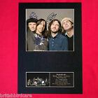 RED HOT CHILI PEPPERS Autograph Mounted Signed Photo RE-PRINT A4 183