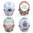 PME - FOIL Lined Large CUPCAKE cases - Muffin, baking, Bun, Birthday celebration