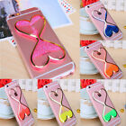 Dynamic Liquid Glitter Quicksand Clear Soft Case Cover For iPhone 6 6s 7 Plus
