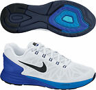Nike LunarGlide 6 Mens Running Shoes - White