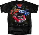 Don't Need A Gym To Build Muscle Camaro T-Shirt