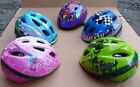 Childrens Bicycle Helmet Bike Cycle Junior Toddler Boy Girl Apex 46-53cm Small