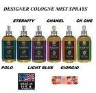 PET Grooming CAT DOG FURSIONS DESIGNER COLOGNE PERFUME Fragrance SPRAY MIST 8 oz