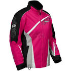 Womens Ladies Snowmobile Snow Winter Coat Outerwear Jacket Castle Charm G2