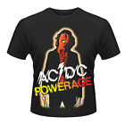 AC/DC Powerage T-SHIRT OFFICIAL MERCHANDISE NEU