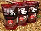 SONUBAITS CODE RED BOILIES SIZES 12MM OR 18MM 1.75KG BAGS FOR CARP FISHING