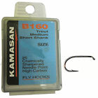 Kamasan B160 Trout Fly Tying Hook Medium Short Shanks