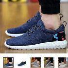 2016 New Fashion Breathable Sneakers Sport Casual Running Canvas Men's Shoes