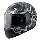 LS2 FF320 Full Face Motorcycle Helmet Veteran 2 Graphic