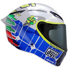 AGV Rossi VR46 Mugello Corsa Special Limited Edition Mirror Motorcycle Helmet
