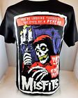 MISFITS EYES OF PSYCHO DANZIG PUNK ROCKABILLY MEN'S T-SHIRT