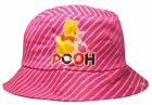 Kids Bucket Style Sun Hat 'Winnie the Pooh' Design Girls Summer Disney Bush Cap