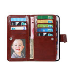 New Wallet Flip PU Leather IPhone Case with Card Cash Cover For iPhone 6/6S