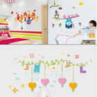 Love Hand Wall Sticker & Hangers Art Childrens Bedroom Decals Vinyl Personalised