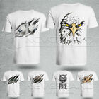 New 3D Animal  Printed Tee Shirt Summer Men T Shirts Short sleeve Casual Tee Top