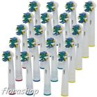 Dental Electric Tooth brush Heads Replacement for Braun soft bristle 4-24pcs nwe