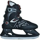K2 Herren Schlittschuhe Ice Skates Exo Speed Ice Black/red Softboot