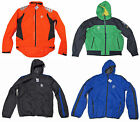 Polo Ralph Lauren RLX Mens Black Blue Green Orange Zip Windbreaker Jacket