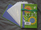 Photo Album Baby Kids Together Pictures Brag Book Special Memories NEW!