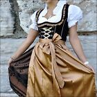 Kyпить 043.. Dirndl Oktoberfest German Austrian Dress - Sizes: 6.8.10.12.14.16.18.20.22 на еВаy.соm