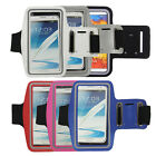Samsung Galaxy Note Sports Gym Jogging Running Armband Arm Holder Case