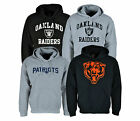 NFL Football Hoodie Oakland Raiders New England Patriots Seahawks S M L XL XXL