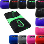 FOR ZTE PHONES EXO STRETCH HEAVY DUTY CASE COVER ACCESSORY+STYLUS/PEN