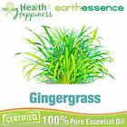 earthessence GINGERGRASS ~ CERTIFIED 100% PURE ESSENTIAL OIL Aromatherapy Grade