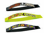 Best Costume Sash Halloween Award Fancy Dress Prize Halloween Costume Prizes