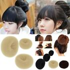 Fashion Donut Bun Ring Shaper Hair Styler Maker Hairdressing Hairdisk Tool