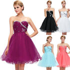 Women Short/Mini Wedding Bridal Dress Evening Party Pageant Formal Prom Dresses